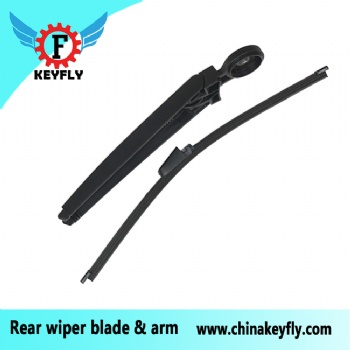For VW TOUAREG   Rear Wiper Blade Windshield Wiper Arm back wiper auto rear wiper keyfly   Rear wiper blade wiper arm Keyfly Windshield Wiper auto wiper back wiper
