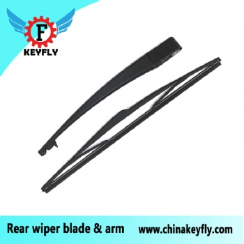 PEUGEOT 207 UK TYPE 2006 Rear Windshield Wiper Blade Wiper Arm  back wiper