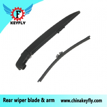 For RENAULT CLIO IV 2012 Rear wiper blade wiper arm Keyfly Windshield Wiper auto wiper back wiper