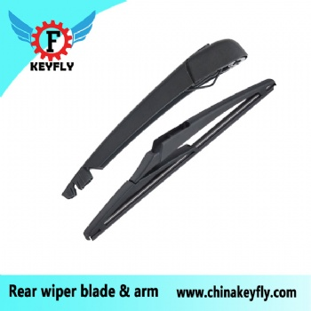 For RENAULT MEGANE II COUPE 2004 Rear wiper blade wiper arm Keyfly Windshield Wiper auto wiper back wiper