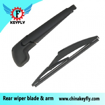 For SCION XD 08-13 Rear wiper blade wiper arm Keyfly Windshield Wiper auto wiper back wiper
