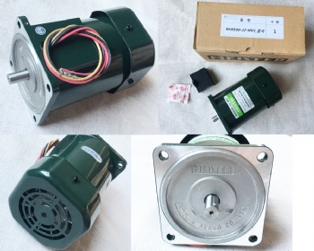 Woojin motor RH9S90-22-MV1 Genuine original